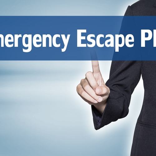 Text alerts should be one part of your emergency escape plan.