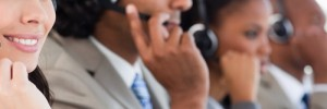 Call centers may begin using SMS services soon.
