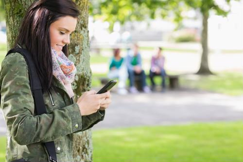 Far from being a distraction, text messaging can be a useful tool in educational environments.